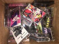 Lot of (4) NYC HIP HOP RAP DJ MIXTAPE Cassette GRAB BAG! ASSORTED DJs/Artist