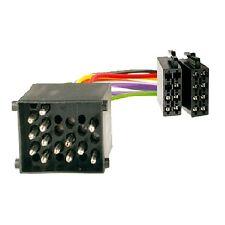 Cable ISO autorradio BMW serie 3 5 7 X5 Z3 MINI e ROVER hasta 02 a 17 PERNO