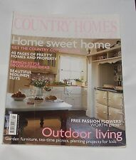 COUNTRY HOMES & INTERIORS MAY 2008 - HOME SWEET HOME/OUTDOOR LIVING