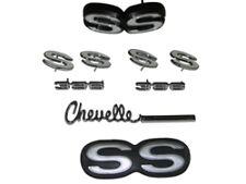 71 Chevelle SS 396 Emblem Kit