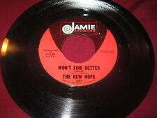 """The New Hope """"They Call It Love"""", """"Won't Find Better"""""""