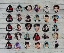 30 x ONE DIRECTION 1D custom electric or acoustic guitar plectrums picks