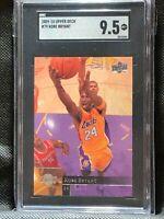2009-10 Upper Deck #79 Kobe Bryant SGC 9.5 (PSA 10?)