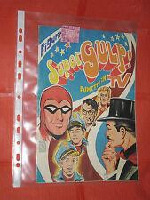 ALBUM FIGURINE SUPERGULP FUMETTI TV-A- NO COMPLETO N° 81/240-LAMPO FLASH 1978