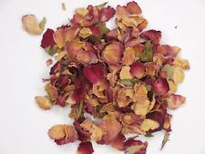 50g Dried Rose Petals Dark Pink Rosebuds Dried Flower Natural confetti Potpourri