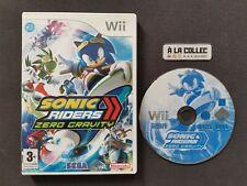 Sonic Riders Zero Gravity | Jeu Nintendo Wii en VF | Version PAL