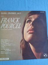 Frank POURCEL orchestre: pages celebres vol. 4