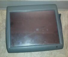 Micros Workstation 5 400814 020b Touch Screen Pos System Unit Parts Or Repair