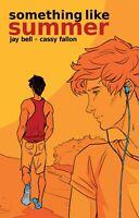 Something Like Summer graphic novel - Jay Bell - gay comic LGBT art