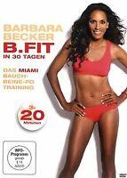 Barbara Becker - B. fit in 30 Tagen von Sandor Bonnier | DVD | Zustand gut