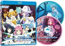Wish Upon the Pleiades: Complete Coll. (Blu-ray, 2016, 2-Disc) Anime Lot New