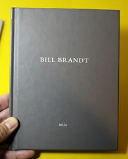 "nazraeli press one picture book #9 ""Bill Brandt"" by Bill Jay"