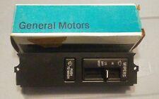 New Genuine GM OEM Escut/ Wiper Switch 20547499