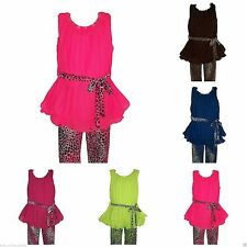 Unbranded Chiffon Outfits & Sets (2-16 Years) for Girls
