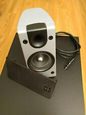 Original Logitech Z-2300 Right Speaker Black Connector - Tested Working
