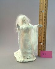 Dollhouse miniature 1/12th scale ghost lady  by Jan Smith #4