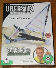 Uberstix Landsailer Construction Toy Uber Stix New Building
