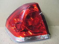 CHEVY CHEVROLET IMPALA 06-12  2006-2012 TAIL LIGHT DRIVER LEFT LH OEM