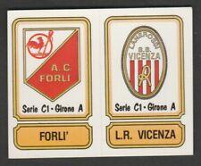 1981-82 Serie C1 SCUDETTO Calciatori Panini C 1 SCEGLI ** figurina con velina **