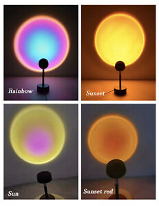 Sunset Projector Light