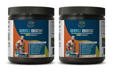 post workout recovery - GERMAN CREATINE 300g - exercise performance 2B