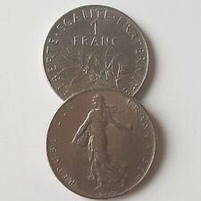 1 franc Semeuse Nickel (1960-2001) choisissez votre annee