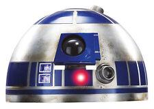 R2-D2 Maske NEU - Karneval Fasching Maske Gesicht