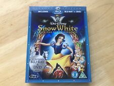 Snow White And The Seven Dwarfs Diamond Edition Blu Ray Dvd! Look In The Shop!