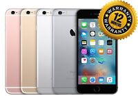 Apple iPhone 6s 16gb 32gb 64gb 128gb Unlocked Space Grey Silver Gold Smartphone