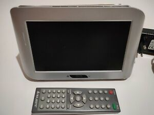 """TELEVISORE A COLORI PORTATILE 7"""" TFT LCD MODEL: DF-928TV MP3 12V 1200Ma 50hz"""