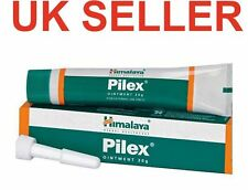 HIMALAYA PILEX OINTMENT CREAM HERBALS PILES, HEMORRHOIDS, RECTAL ITCHING 30g