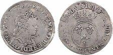 Louis XV, 1/10e écu Vertugadin, 171[6?] Rouen, réformation sur 1/10e 1713 - 24