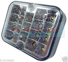 SQUARE SQUARE COMPACT LED REVERSE LAMP LIGHT IFOR WILLIAMS BRIAN JAMES TRAILER