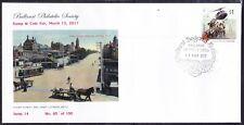 Australia 2017 Ballarat Stamp Fair Souvenir Cover Series - 14