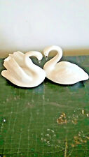 Lenox Swans Love in Excellent Condition!