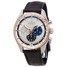 Zenith Chronomaster El Primero Silver Dial Automatic Mens Chronograph Watch