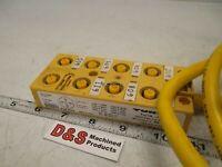 Turck VB 80-5 Multibox w/10' Cable