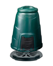 More details for 330l green compost converter with base plate