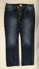 Womens Lucky Brand VTG denim Straight Leg Medium Wash Jeans 7MC1009 Size 32x30