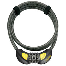 Onguard Terrier Combo Cable Lock Glow 72""