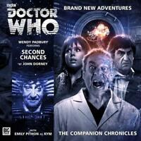 Second Chances (Doctor Who: The Companion Chronicles) by Dorney, John | Audio CD