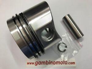 Piston Complete For Lombardini 15LD315 Diameter 78 3 Segments Diameter Pin 20
