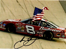 NASCAR Dale Earnhardt Jr autographed photo