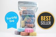 Shower Aromatherapy Set Bomb Steamer Bomb Bath Fizzies Tablets Spa Soother Melts