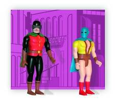 DC POCKET SUPER HEROES SERIES 1 2002 THE GOLDEN AGE DR.MID-NITE & THE ATOM