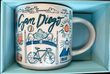 Starbucks Been There Collection San Diego RARE Version One Mug
