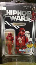 Star Wars HIP HOP SToRm TROOPER 20/50 DKE SDCC KILLER BOOTLEG BY SPECIAL ED NYCC