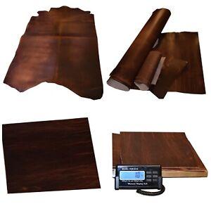2.8-3mm Pit Veg Tan Havana Brown Old Harness  -Select Size-
