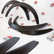 "JDM universal Fender Flares Wheel arch SET 2"" wide 4 pieces"