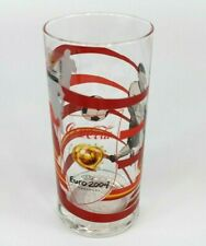 ~~Vintage Rare Coca-Cola EURO 2004 Glass Made in France Limited Edition Glass